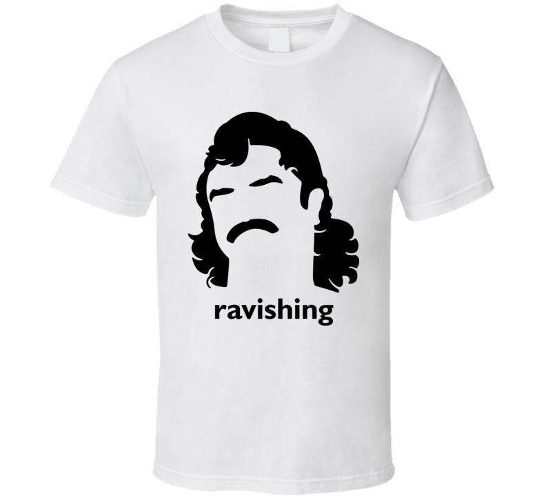 Ravishing Rick Rude Wrestling Legend Retro T Shirt