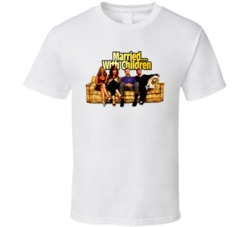 Al Bundy Married With Children Funny T Shirt