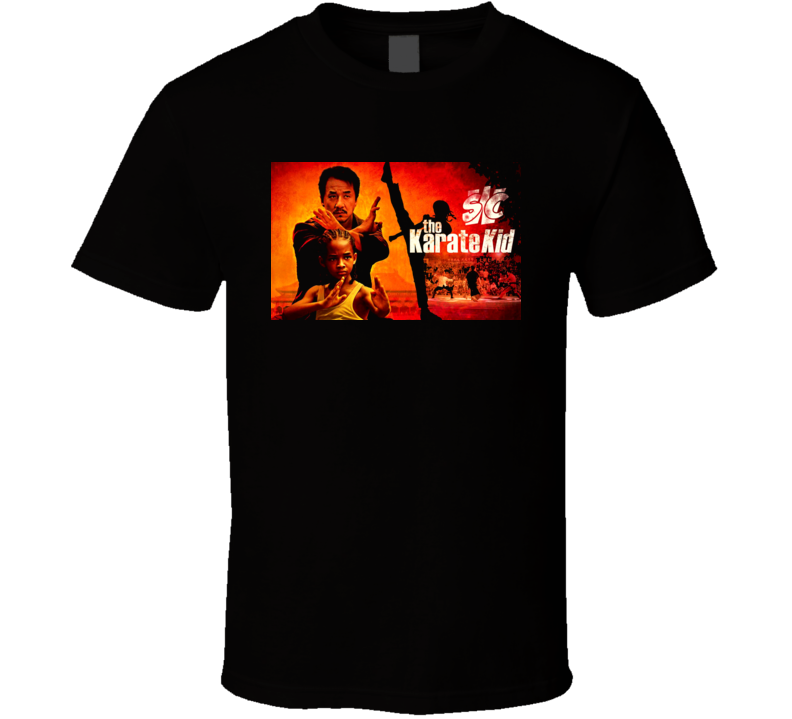 The Karate Kid Movie T Shirt