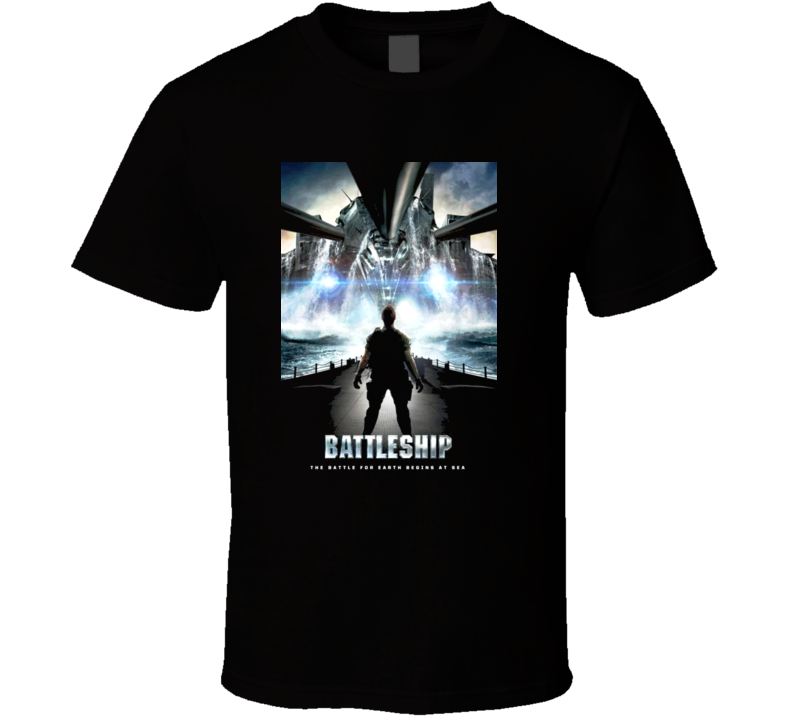 Battleship Movie T Shirt
