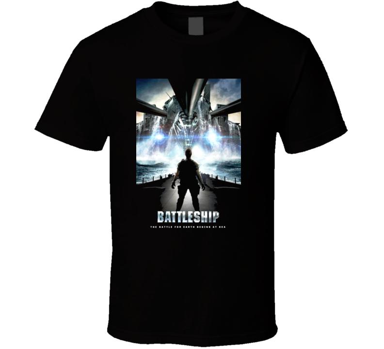 Battleship Movie T Shirt
