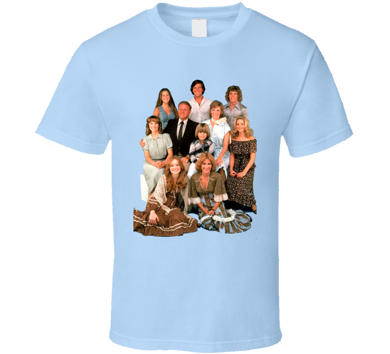Eight Is Enough 80s TV Show T Shirt