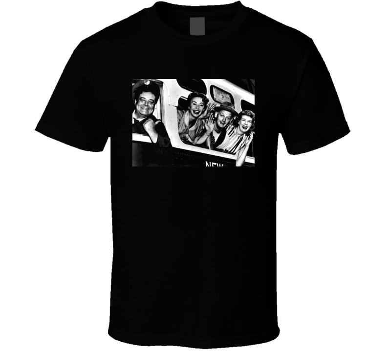The Honeymooners Classic T Shirt
