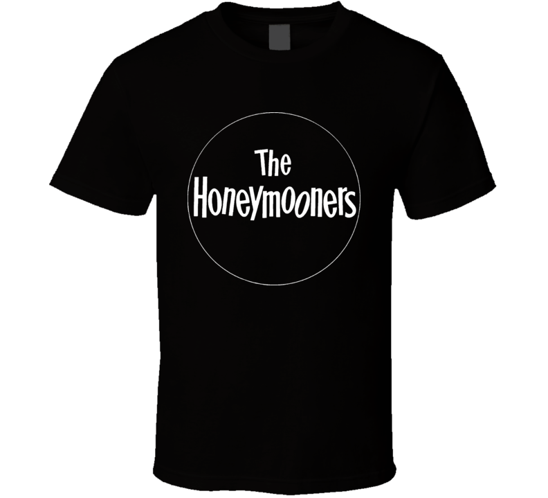 The Honeymooners Classic Logo T Shirt