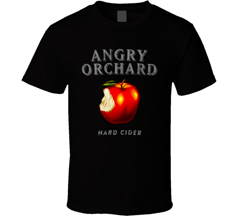 Angry Orchard Hard Cider T Shirt
