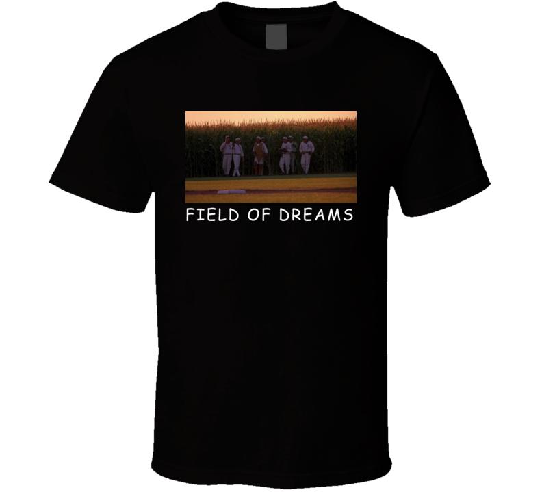 Liotta Costner Lancaster Jones Baseball Movie Field Of Dreams T Shirt