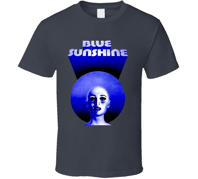 Movie 70s Blue Sunshine T Shirt