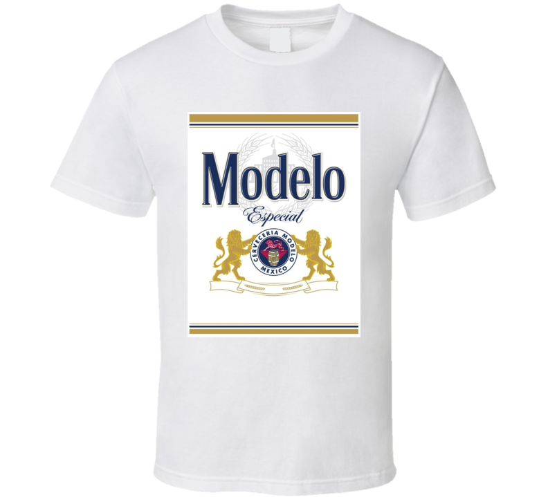 Modelo Especial Mexico Pilsner Lager Beer T Shirt