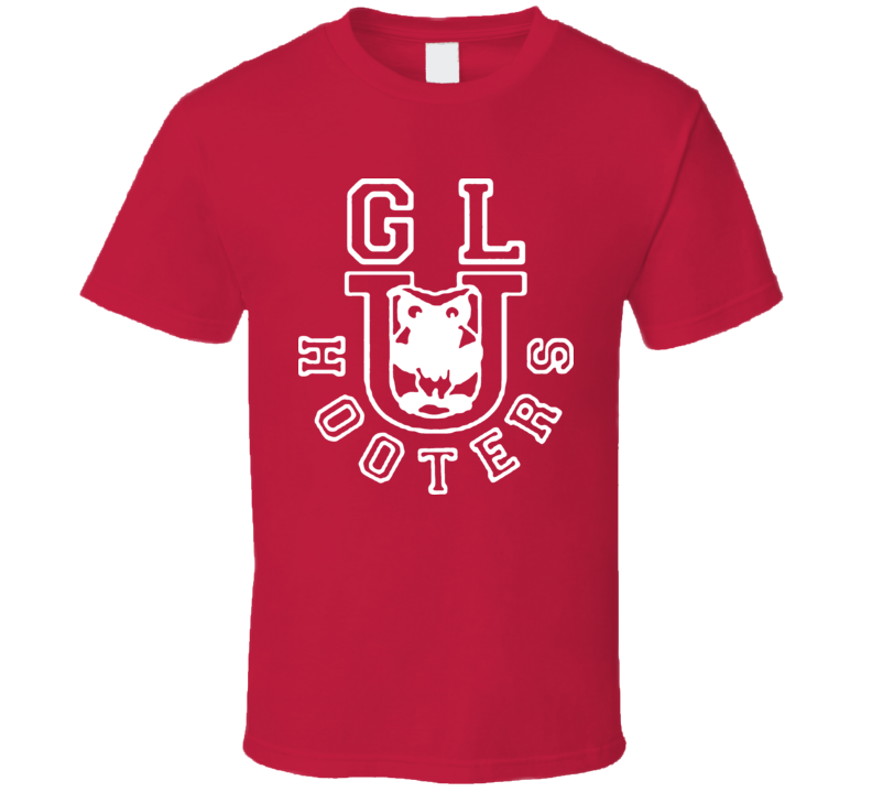 Grand Lake University Hooters T Shirt