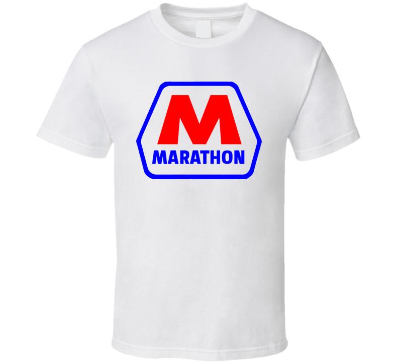 Marathon Gas Oil T Shirt
