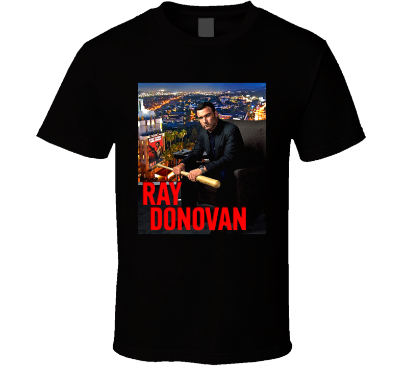 Ray Donovan Schreiber Voight T Shirt