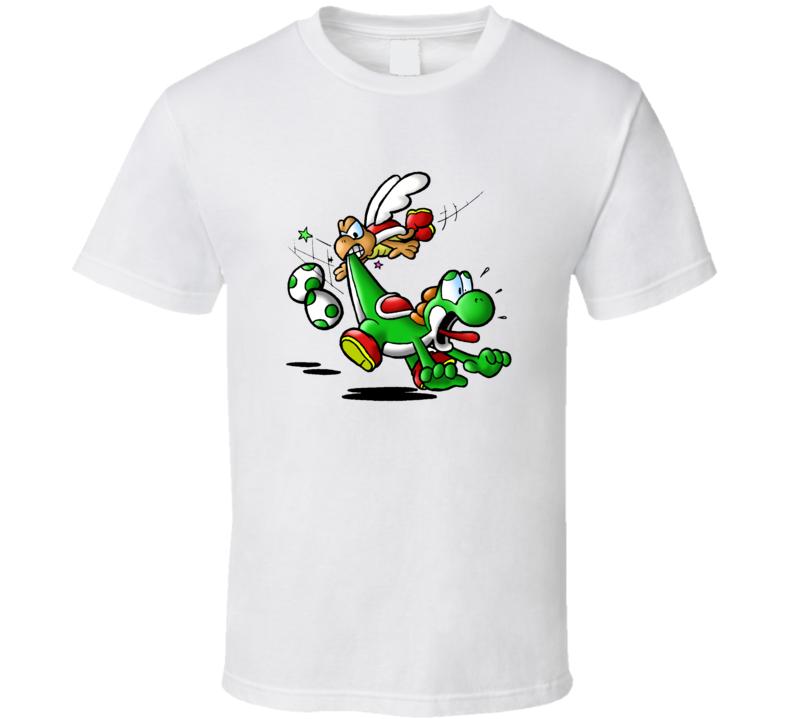 Yoshi Koopa Troopa Funny T Shirt