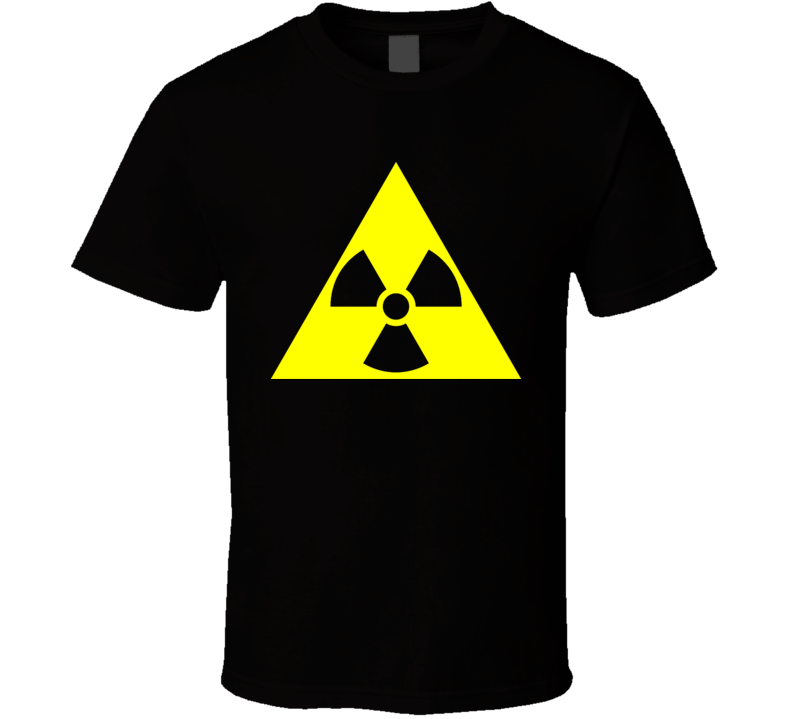 Sheldon Cooper Radioactive T Shirt