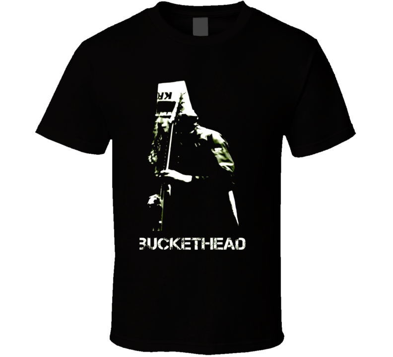 Buckethead Rock Music Guitar T Shirt