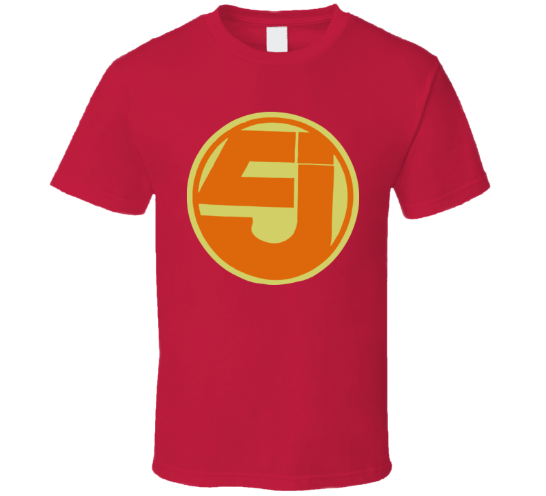 Jurassic 5 Logo Music Hip Hop T Shirt