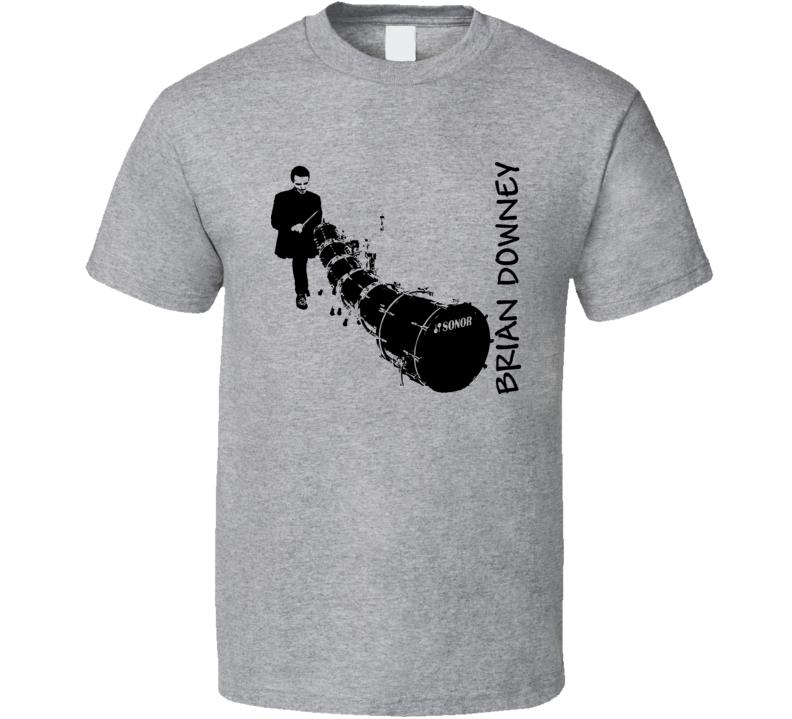 Gavin Harrison Rock Drummer Music T Shirt
