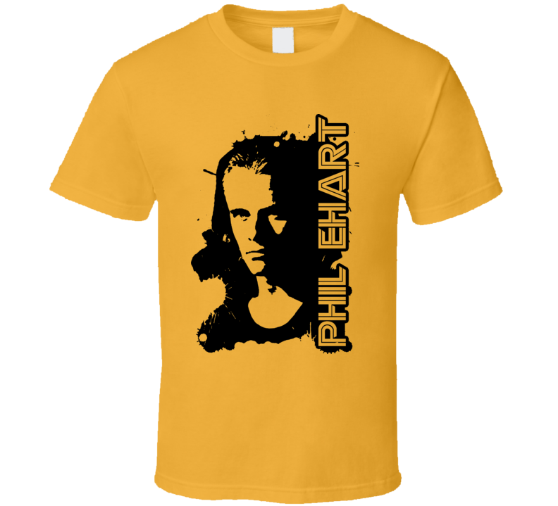 Phil Ehart Rock Drummer Music T Shirt