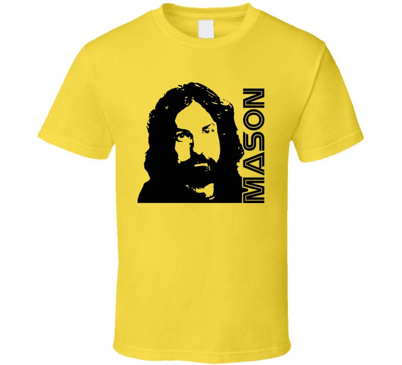 Nick Mason Rock Drummer Music T Shirt