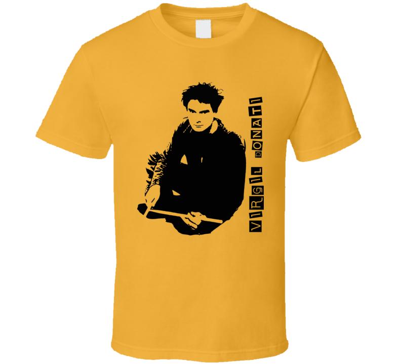 Virgil Donati Rock Drummer Music T Shirt