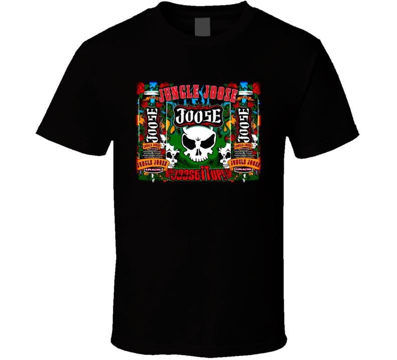 Joose It Up Malt Energy Drink T Shirt