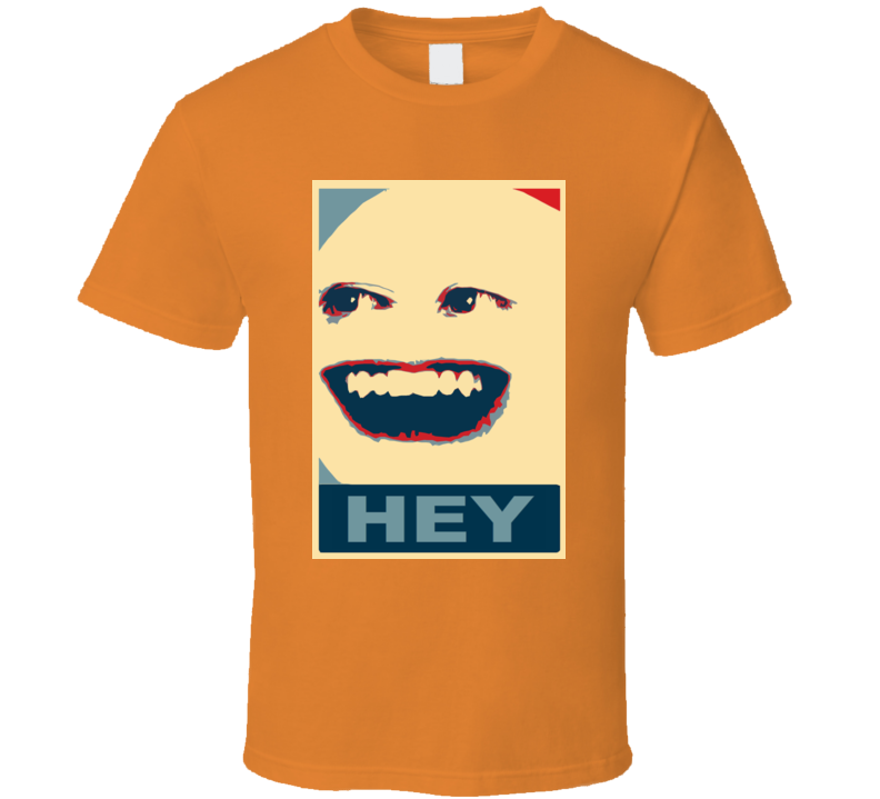 Annoying Orange Hey Apple Pear T Shirt