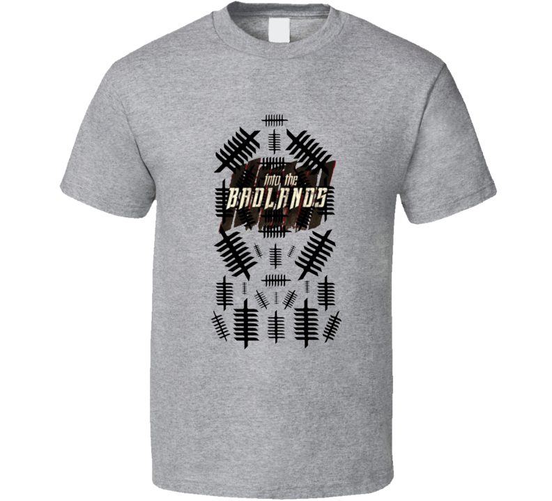 Into The Badlands Daniel Wu Retro Action TV Show T Shirt