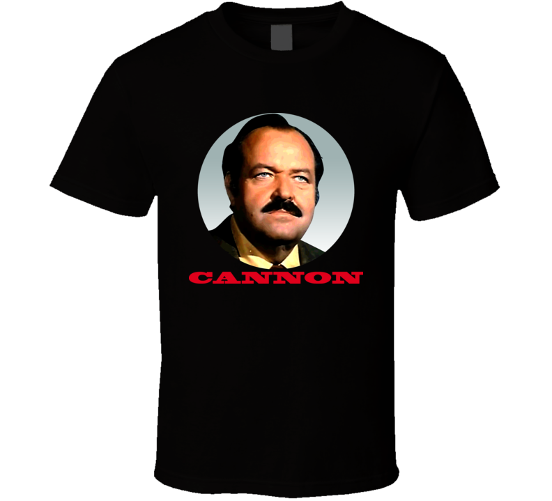 Cannon William Conrad T Shirt