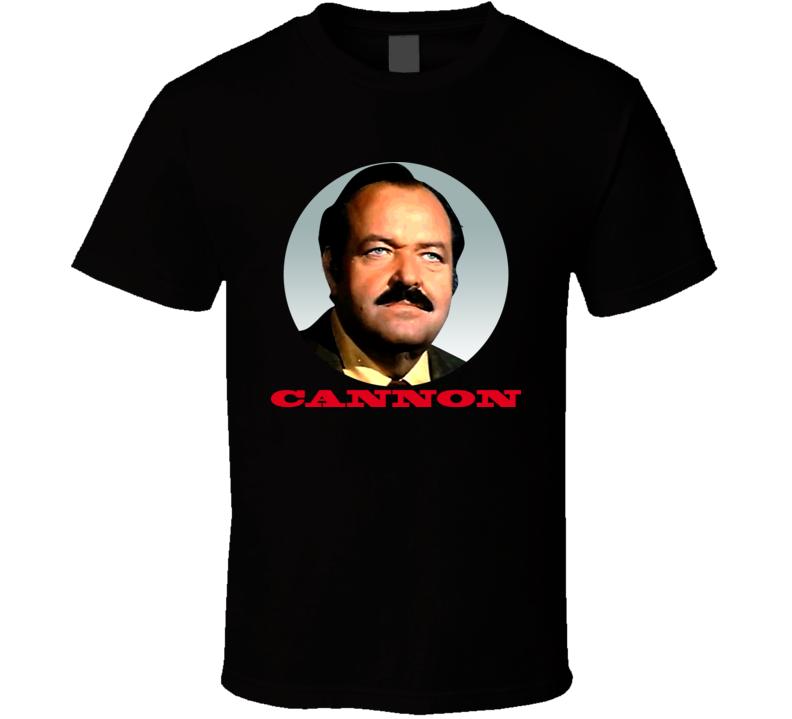 Cannon William Conrad T Shirt