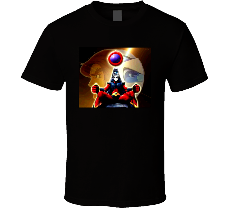 Grendizer Orion Quest 80s Cartoon T Shirt