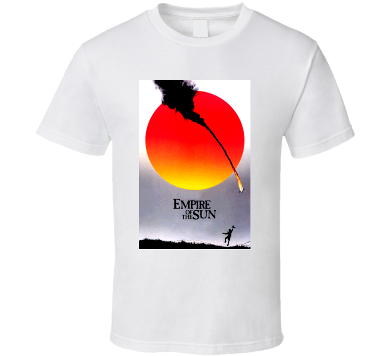Empire Of The Sun Movie Poster T Shirt
