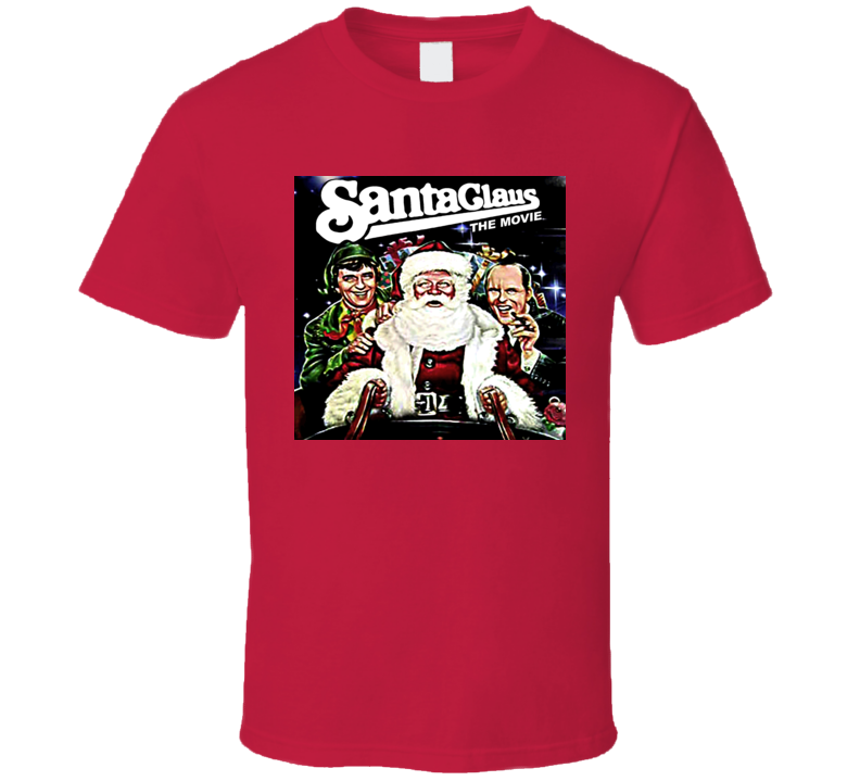 Santa Claus The Movie Dudley Moore T Shirt