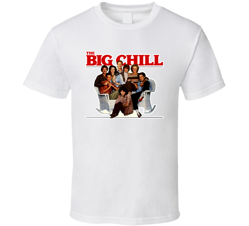 The Big Chill Cast T Shirt