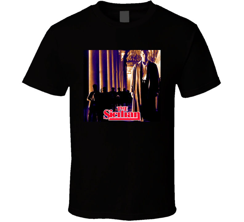 The Sicillian Movie Poster T Shirt