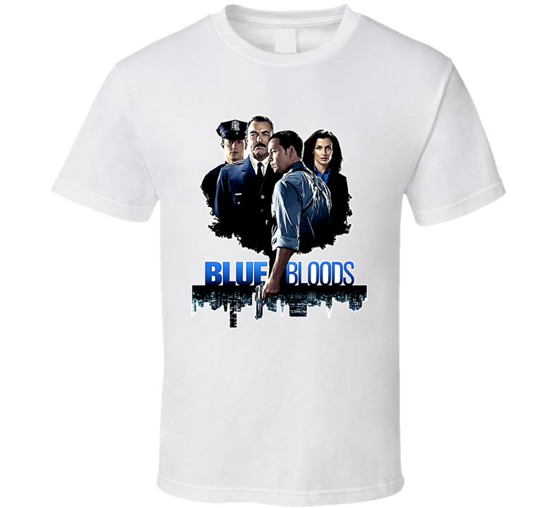 Tom Selleck Blue Bloods T Shirt