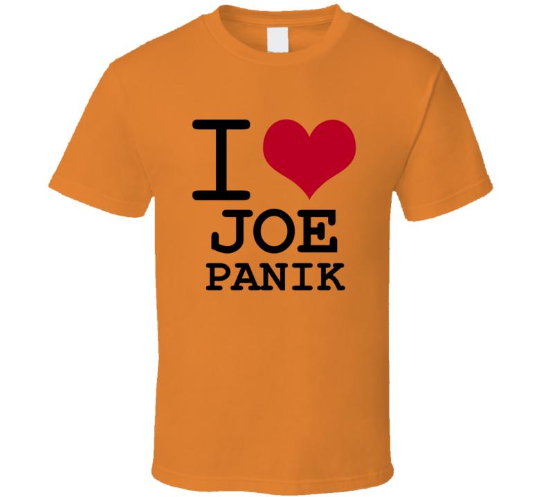 Joe Panik California I Love Heart Basketball Hockey Baseball Football T Shirt