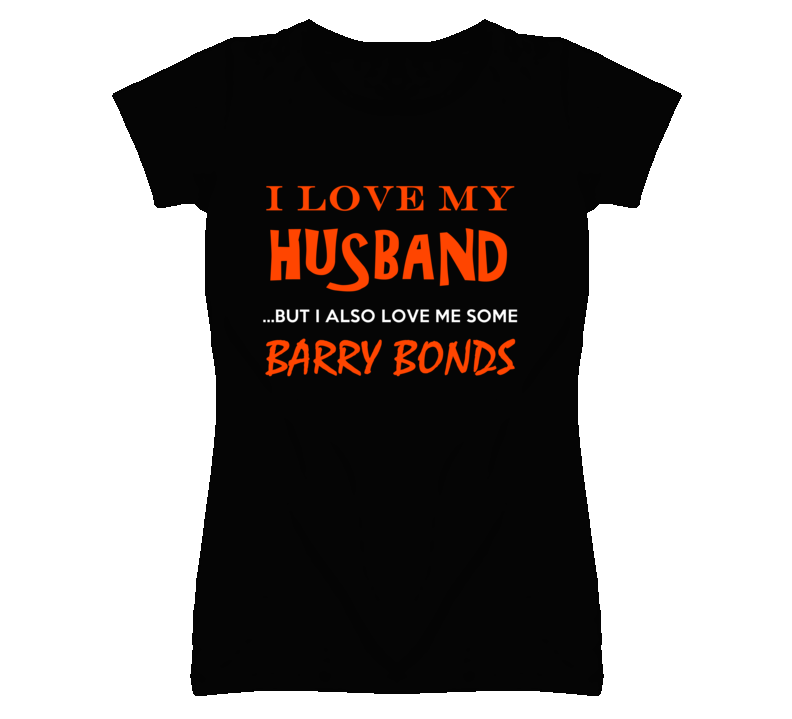 Barry Bonds California Love Me Some Basketball Hockey Baseball Football T Shirt
