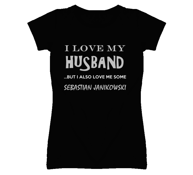 Sebastian Janikowski Love Me Some Basketball Hockey Baseball Football T Shirt