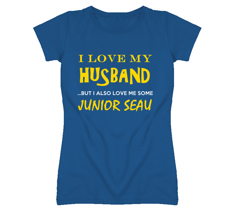 Junior Seau California Love Me Some Basketball Hockey Baseball Football T Shirt