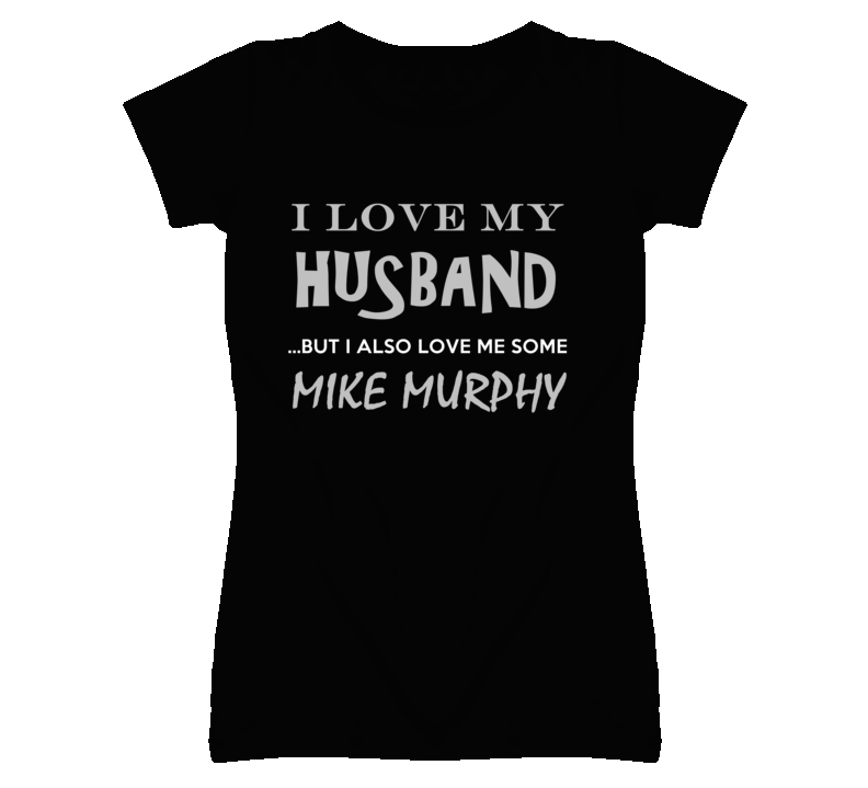 Mike Murphy Love Me Some Basketball Hockey Baseball Football T Shirt