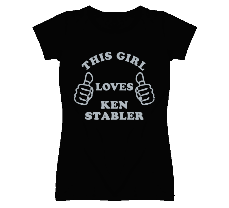 Ken Stabler Love Me Some Basketball Hockey Baseball Football T Shirt