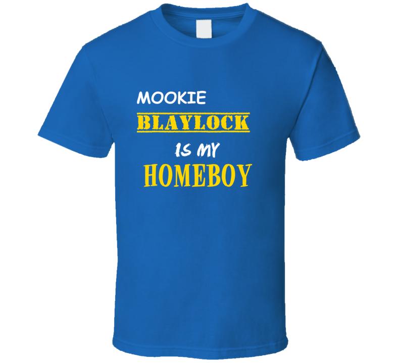 Mookie Blaylock Homeboy Basketball Hockey Baseball Football T Shirt
