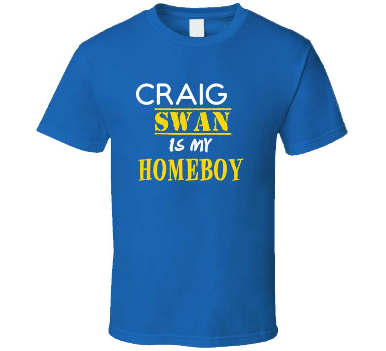 Homeboy Basketball Hockey Baseball Football Customizable T Shirt