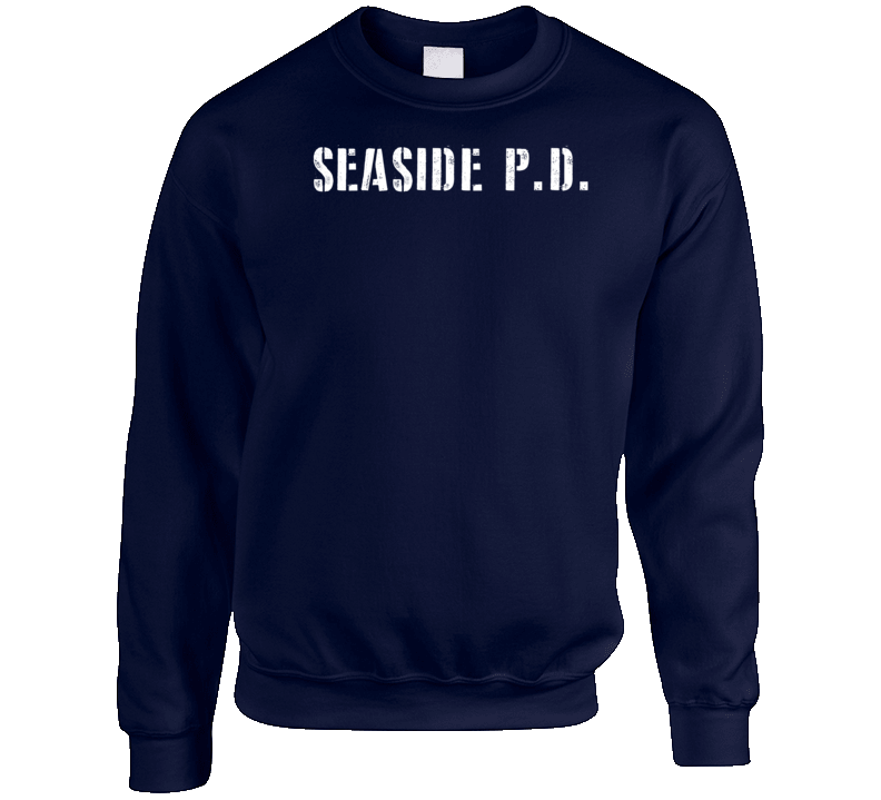 Spd Seaside Police Dept Movie Tv Show Inspired Crewneck Sweatshirt T Shirt