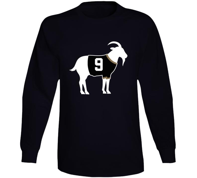 Paul Kariya Goat Greatest Of All Time Anaheim Hockey Player Fan Long Sleeve Shirt