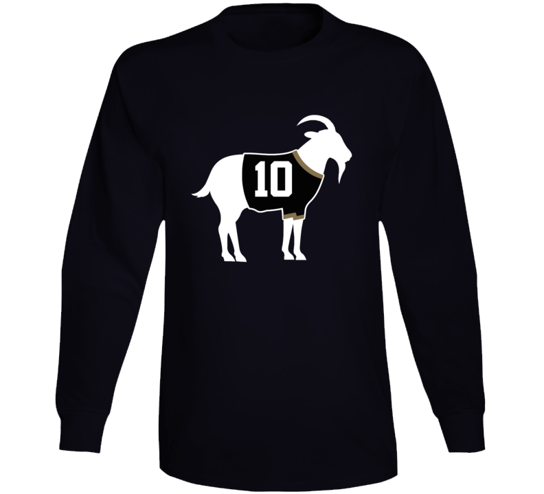 Corey Perry Goat Greatest Of All Time Anaheim Hockey Player Fan Long Sleeve Shirt