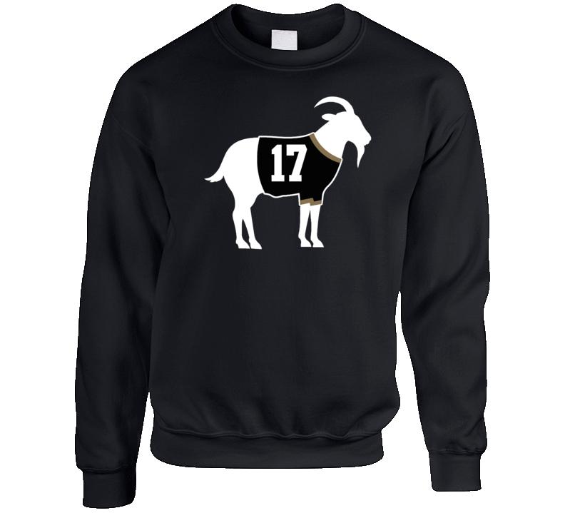 Jari Kurri Goat Greatest Of All Time Anaheim Hockey Player Fan Crewneck Sweatshirt