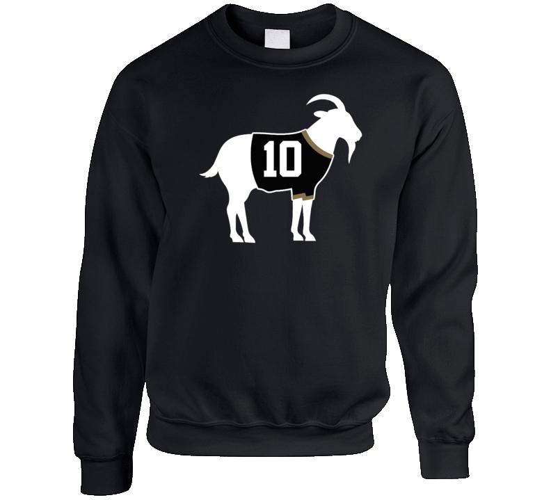 Corey Perry Goat Greatest Of All Time Anaheim Hockey Player Fan Crewneck Sweatshirt
