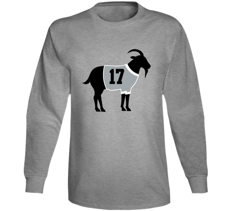 Ilya Kovalchuk Goat Greatest Of All Time Los Angeles Hockey Player Fan Long Sleeve Shirt