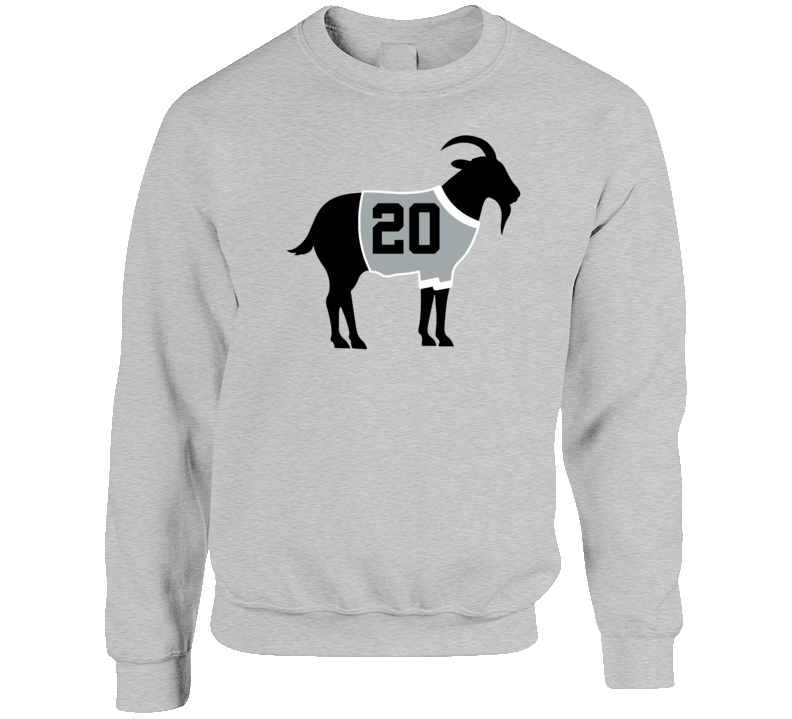 Bob Pulford Goat Greatest Of All Time Los Angeles Hockey Player Fan Crewneck Sweatshirt