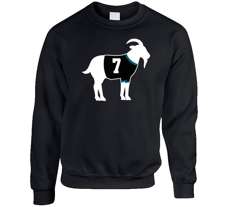 Igor Larionov Goat Greatest Of All Time San Jose Hockey Player Fan Crewneck Sweatshirt